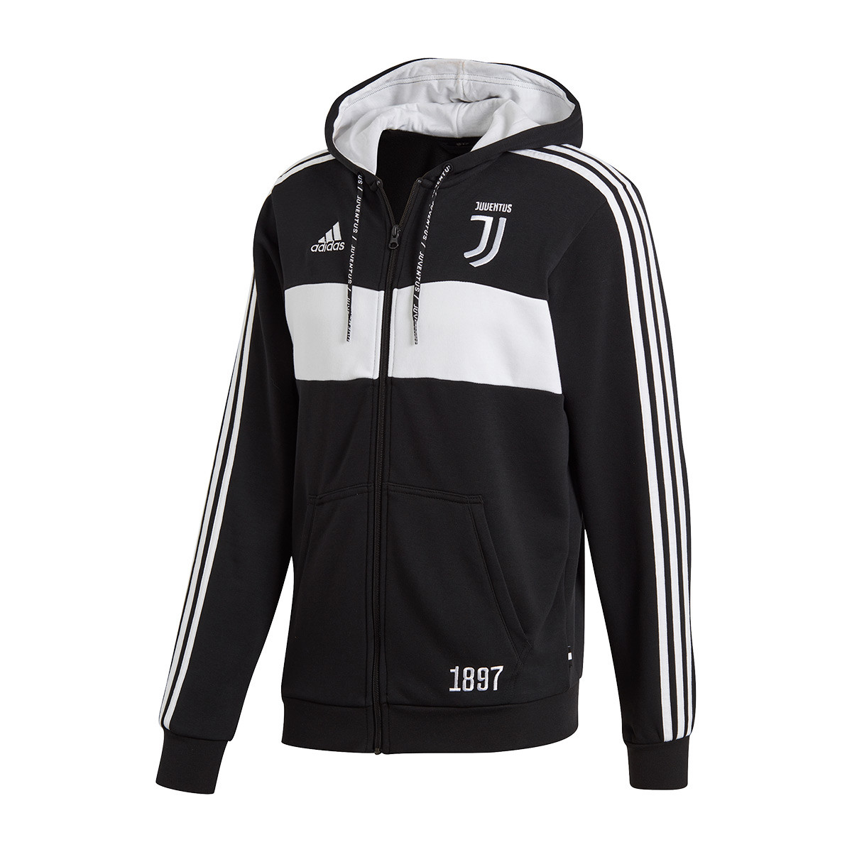 Giacca adidas Juventus FZ Hoody 2019 2020