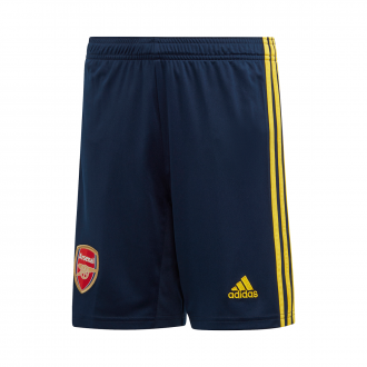 Short  adidas Arsenal FC Extérieure 2019-2020 Collegiate navy