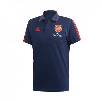 Polo shirt adidas Arsenal FC 2019-2020 Collegiate navy-Scarlet