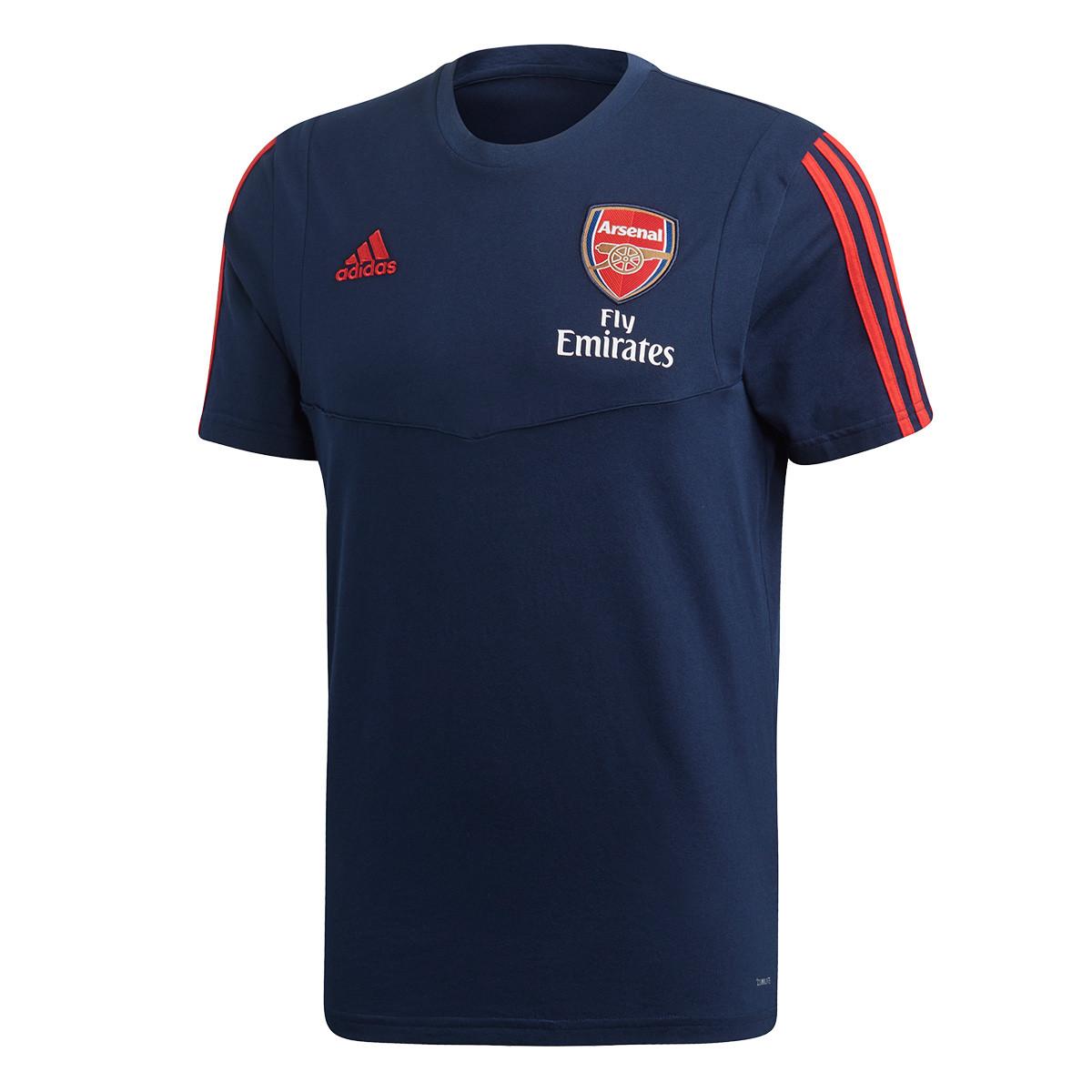 official photos 9a8da 2c4e6 Camiseta Arsenal FC 2019-2020 Collegiate navy-Scarlet