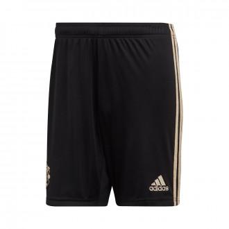 Shorts adidas Manchester United FC 2019-2020 Away Black