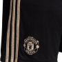 Pantalón corto Manchester United FC Segunda Equipación 2019-2020 Black