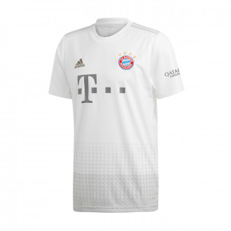 Playera adidas Bayern Munich FC Segunda Equipación 2019-2020 White