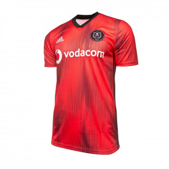 Camiseta adidas Orlando Pirates Segunda Equipación 2019-2020 Red-Black
