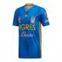 Camiseta Tigres Segunda Equipación 2019-2020 Blue-Collegiate gold