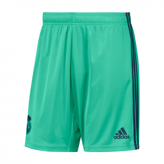 Short adidas Real Madrid Third 2019-2020 Core green
