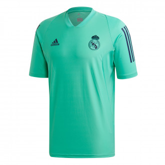 Camiseta adidas Real Madrid EU Training 2019-2020 HI-Re green-Night indigo