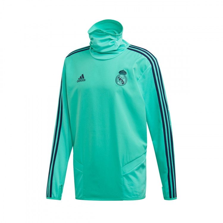 real madrid adidas felpa zip