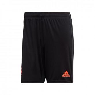 Shorts adidas Manchester United FC Tercera Equipación 2019-2020 Black