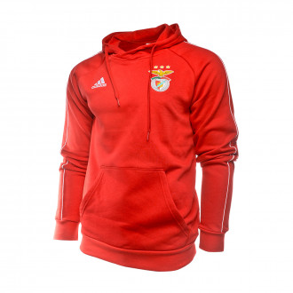 Sweatshirt adidas Benfica SL 2019-2020 Power red-White