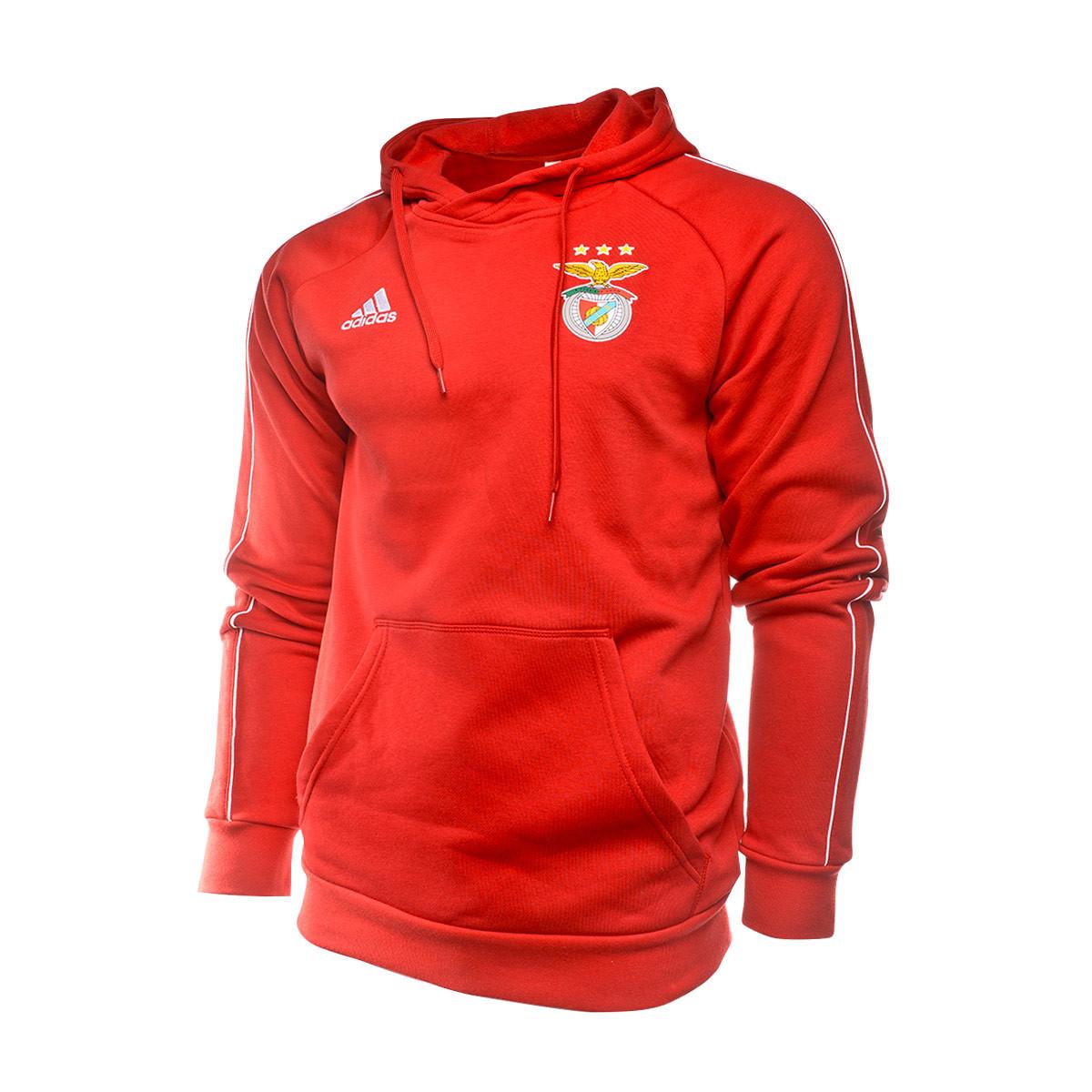 Adidas Liverpool Hoodie (RedWhite)