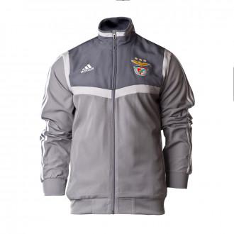 Giacca adidas Benfica SL Pre 2019-2020 Grey-White