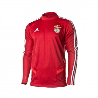 Sweatshirt adidas Benfica SL Training 2019-2020 Power red-White