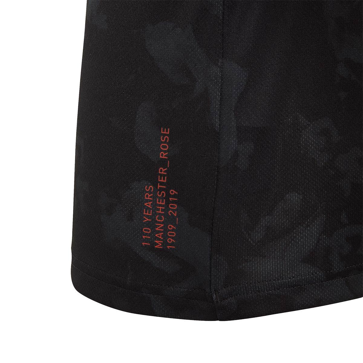Jersey Adidas Manchester United Fc 2019 2020 Third Black Football Store Futbol Emotion