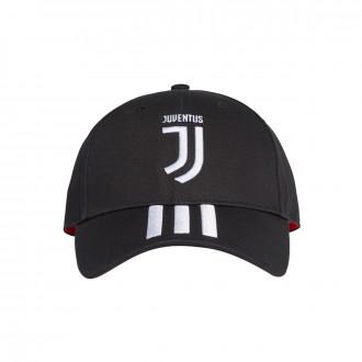 Cap  adidas Juventus C40 2019-2020 Black-White-Active pink