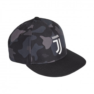 Casquette adidas Juventus 1897 2019-2020 Black-Dark grey-Grey five-White