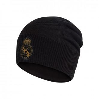 Cappello  adidas Real Madrid Beanie CL 2019-2020 Black-Dark football gold