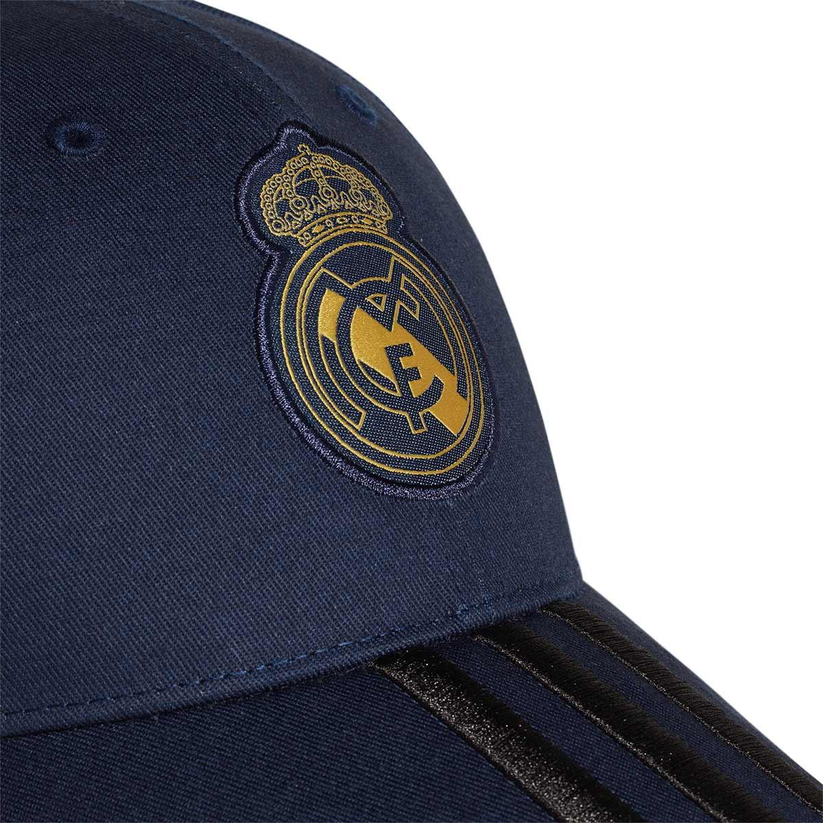 642551f5c Gorra Real Madrid C40 2019-2020 Night indigo-Black-Matte gold