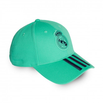 Cappello adidas Real Madrid C40 2019-2020 HI-Re green-Night indigo-White