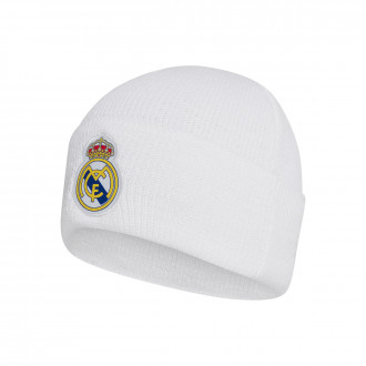 Gorro  adidas Real Madrid Woolie 2019-2020 White-Dark football gold