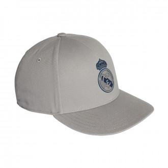Casquette  adidas Real Madrid 1897 2019-2020 Mgh solid grey-Night indigo