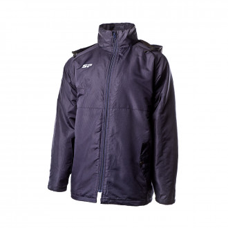Coat  SP Fútbol Valor Niño Navy blue