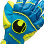 Guante Radar Control Absolutgrip Reflex Radar blue-Flour yellow-Black