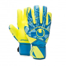 Glove Radar Control Absolutgrip HN Radar blue-Flour yellow-Black