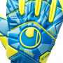 Guante Control Supersoft HN Radar blue-Flour yellow-Black