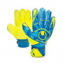 Guante Radar Control Soft SF Niño Radar blue-Flour yellow-Black