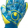 Guante Radar Control Soft Pro Niño Radar blue-Flour yellow-Black
