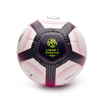 Ballon  Uhlsport Elysia Match Pro 2019 White-Navy-Fuchsia