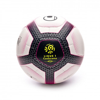 Bola de Futebol  Uhlsport Elysia Pro Training 2.0 2019 White-Navy-Fuchsia