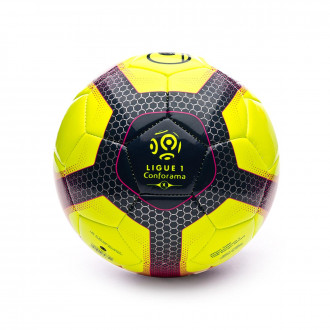 Bola de Futebol  Uhlsport Elysia Replica 2019 Fluor yellow-Navy-Fuchsia
