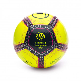 Balón  Uhlsport Mini Elysia 2019 Fluor yellow-Navy-Fuchsia