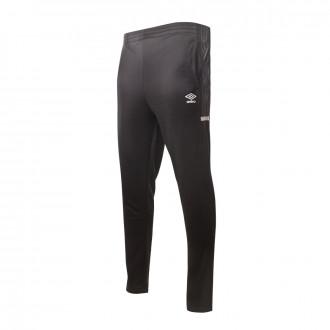 Pantaloni lunghi Umbro Track Black-White