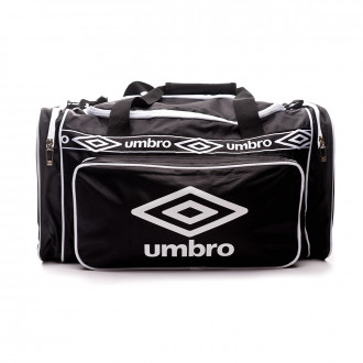 Bolsa Umbro Retro Holdall 50L Black-White