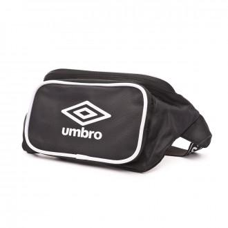 Zaino Umbro Riñonera Retro Waistbag 10L Black-White