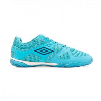Tenis Umbro Vision II Liga Scuba blue-Evening blue