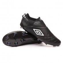 Football Boots Medusae III Elite FG Black-White