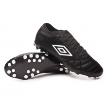 Football Boots Medusae III Club AG Black-White