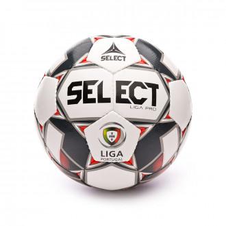 Pallone  Select Liga Pro 2019-2020 White-Red-Black