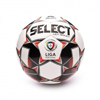 Ball Select Liga Replica 2019-2020 White-Red-Black