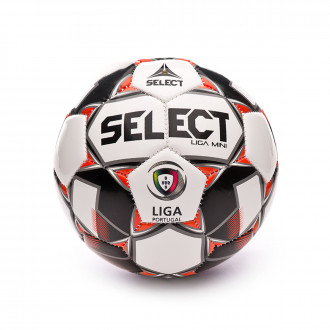 Ball Select Liga Mini 2019-2020 White-Red-Black