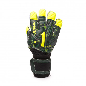Glove Rinat Asimetrik Hunter Semi Black-Volt