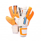 Luvas Egotiko Quantum Turf Grey-Orange