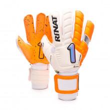 Glove Egotiko Quantum Spine Turf White-Orange