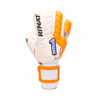 Luvas Rinat Egotiko Quantum Spine Turf White-Orange