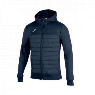 Jacket  Joma Berna Capucha Navy blue
