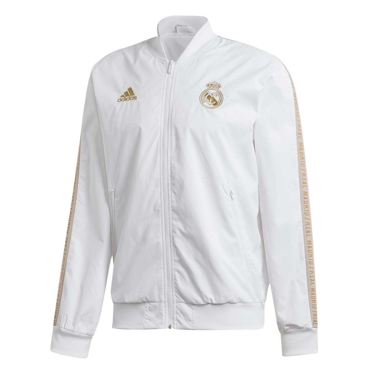Casaco adidas Real Madrid Anthem 2019 2020